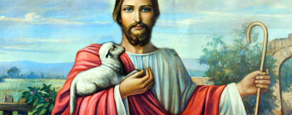 Jesus Shepherd Leader