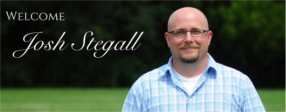 Josh Stegall Photo by Rod and Staff Ministries