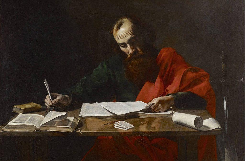 O foolish Galatians!