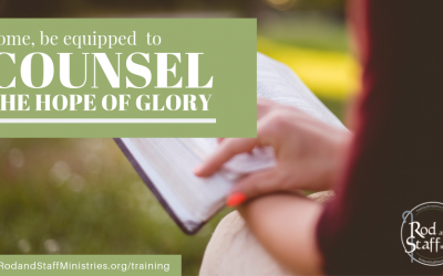 Counsel the Hope of Glory